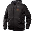 Heated Hoodie - Unisex - 12V Li-Ion / 302B-20 Series