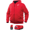 Heated Hoodie (Kit) - Unisex - 12V Li-Ion / 302R-21 Series