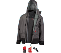 Heated Rain Jacket - Unisex - 12V Li-Ion / 203RN-21 Series