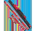 Box Beam Level Set - Standard - Metal / MLBXC48 *REDSTICK™