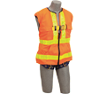 Workvest Harness - Hi-Vis Orange / 1107404C