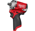 "Impact Wrench - 1/2"" - 12V Li-Iion / 2555 Series *M12 FUEL STUBBY"