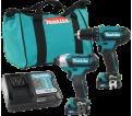 2 Tool Combo Kit - 12V Li-Ion / CLX224 *MAX CXT