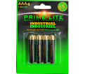 Batteries - Alkaline - Disposable / AAA (4 PK)