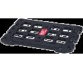 Modular Storage Mounting Plate - 50 lb/100 lb - Polymer / 48-22-8485 *PACKOUT