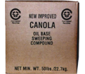 Sweeping Compound - 50 lbs. (Box)