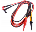Test Leads - 19 mm to 4 mm - Silicone / TL175