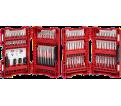 Impact Driver Bit Set - 100 PC - Alloy76 Steel / 48-32-4222 *SHOCKWAVE™