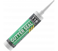 Butyl Rubber Caulk - 300 mL - Solvent Release / 110 Series *GUTTER SEAL