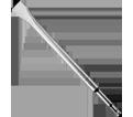 "Hammer Steel - Flat Chisel- 3/4"" SDS-Plus / HS1420 *BULLDOG"