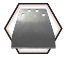 Hammer Steel - Floor Scraper Blade / 2610992179