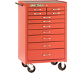 Pro Series Roller Cabinet - 11 Drawers