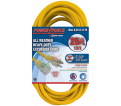 Extension Cord - 12/3 - Single Tap / K-2512-1T-YE