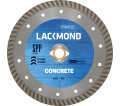 "Diamond Saw Blade - 9"" - Concrete / TB9SPP *SPP TURBO"