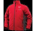 Heated Jacket (Kit) - Unisex - Red - 12V Li-Ion / 201R-21XL