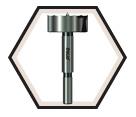 "Precision Shear™ Forstner Bit 1-1/2"" / PB-011"