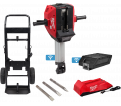 Hammer Breaker (Kit) - 1300 BPM - 72V Li-Ion / MXF368-1XC *MX FUEL™