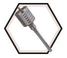 Rotary Hammer Bits - Core Bit - SDS-max® / HC Series