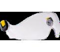 Visor - Polycarbonate - Frameless / A015 Series *VIZIR