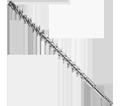 "Rotary Hammer Drill Bits - 1/2"" SDS Plus / HCFC2 Series *BULLDOG XTREME"
