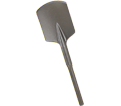 Hammer Steel - Clay Spade - SDS-Max / HS1922