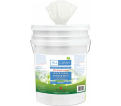 Sanitizing Wipes - 70% Ethyl Alcohol - White / SWPAIL