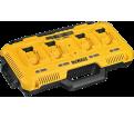 Battery Charger - 4 Bay - 12V/20V/60V Li-Ion / DCB104 *MAX™