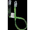 Shock Absorbing Lanyard - 6' - Single Leg / M1FSFS-WS6C *HP™