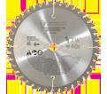 "Non-Ferrous Metal Cutting Circular Saw Blade - 7-1/4"" - 40 Tooth"