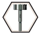 "Precision Shear™ Forstner Bit 1-5/8"" / PB-012"