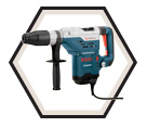 "Combination Hammer (Kit) - 15.2 lbs - 1-5/8"" SDS-MAX® - 13.0 amps / 11264EVS"