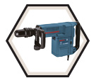 Demolition Hammer (Kit) - 22.5 lbs. - SDS-MAX® - 14.0 amps / 11316EVS