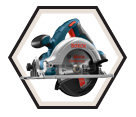"Circular Saw - 6-1/2"" - 18V Li-Ion / CCS180 Series"