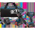 2-Tool Combo Kit - 18V Li-Ion / CLPK222-181
