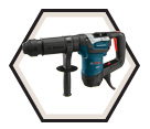 Demolition Hammer (Tool Only) - 12.4 lbs - SDS-MAX® - 10.0 amps / DH507