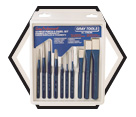 10 Piece Punch & Chisel Set