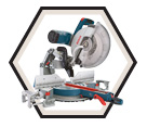 "Dual-Bevel Glide Miter Saw - 12"" - 15.0 A / GCM12SD"