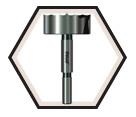 "Precision Shear™ Forstner Bit 1-3/4"" / PB-013"