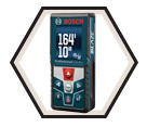 Laser Measure - 165' - Red - AAA Battery / GLM50C *BLAZE