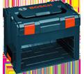 Modular Tool Box - Open Bay - Plastic / L-BOXX-3D *L-Boxx