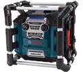 Worksite Charger & Radio - 14.4V or 18V Li-Ion / PB360C-C *POWER BOSS