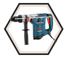 "Rotary Hammer (Tool Only) - 1-1/4"" - SDS-Plus - 8.5 amps / RH432VCQ *AVC"
