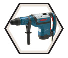 "Rotary Hammer (w/o Acc) - 1-7/8"" SDS-MAX - 13.5 amps / RH850VC"