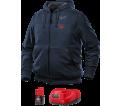 Heated Hoodie - Unisex - 12V Li-Ion / 302BL-21 Series