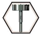 "Precision Shear™ Forstner Bit 2"" / PB-015"