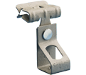 Rod to Flange Clip w/ Threaded Hole - Spring Steel / CADDY® ARMOUR