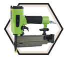 "Brad Nailer (w/ Acc) - 18 ga - 2"" / 1850GB *GREEN BUDDY"