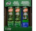 Insect Repellent - 8 Hour - Aerosol / DEEPWOODS (3 PK)