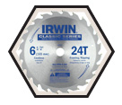 "Circular Saw Blade - 6-1/2"" - Framing/Ripping - 24T / 15120 *CLASSIC"