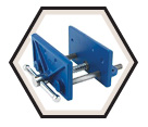 """Woodworkers Vise - 6-1/2"""""""